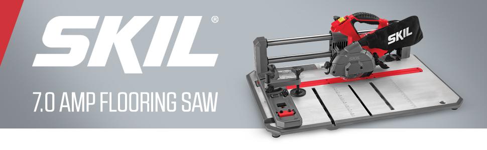 SKIL, benchtop, flooring saw