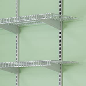 Attirant Pantry Shelves, Garage Shelves, Laundry Room Shelves, Adjustable Shelves