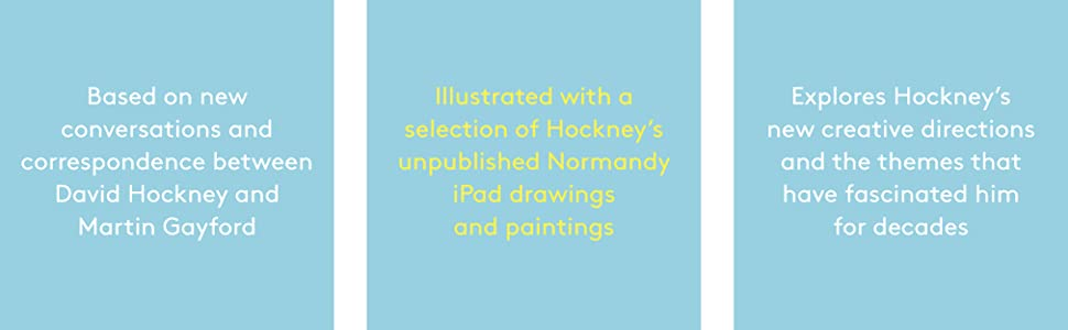 Spring Cannot be Cancelled David Hockney in Normandy Martin Gayford Art Painting Bigger message