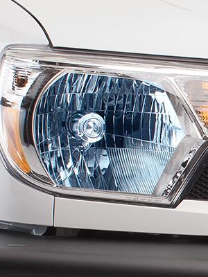 PIAA Xtreme Whtie Bulb in Headlight