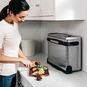 Amazon Com Ninja Foodi Digital Fry Convection Oven Toaster Air