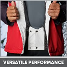 Versatile Performance