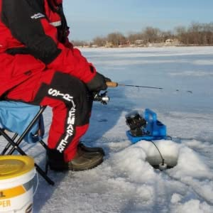 ice fishing glove