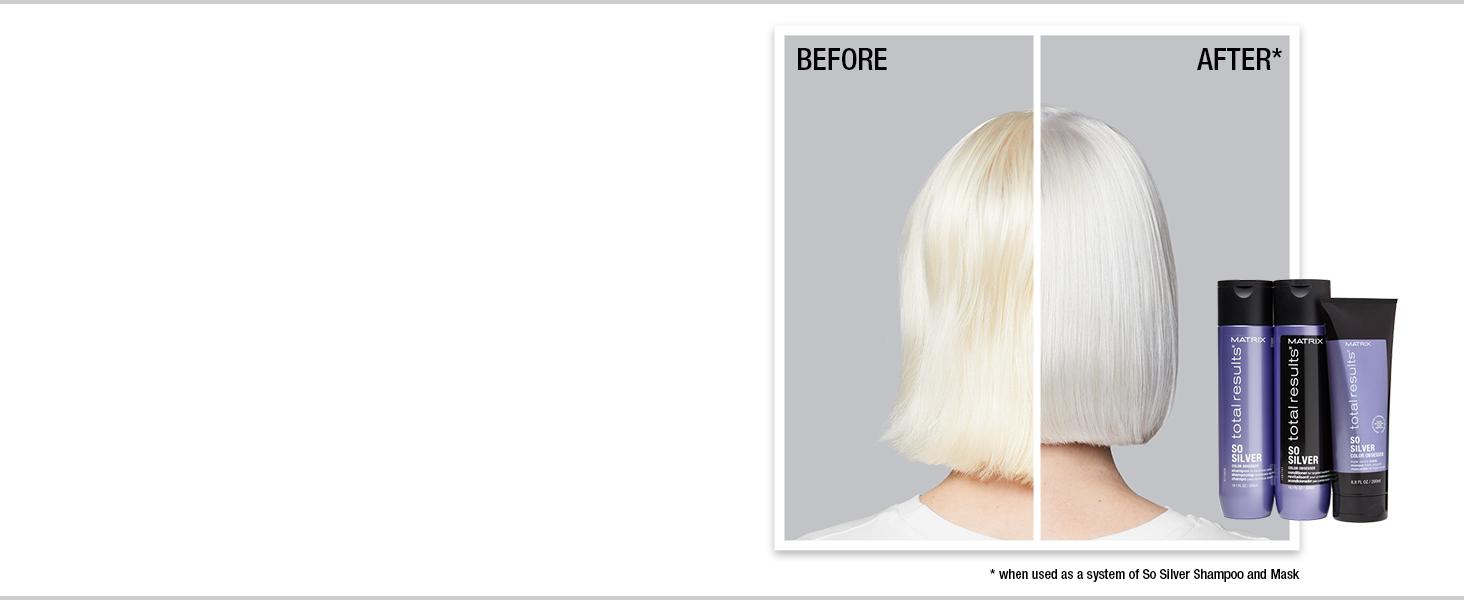 blue toning color neutralizing shampoo orange tone color treated hair brassy brunettes cool tone