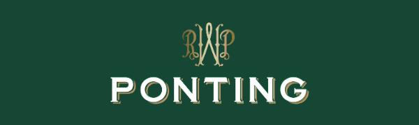 Ponting Wines Logo