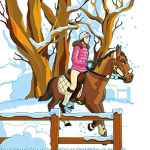 IRISH COB by PAPO HORSE ANIMAL KINGDOM WILDLIFE BRAND NEW ITEM 51550