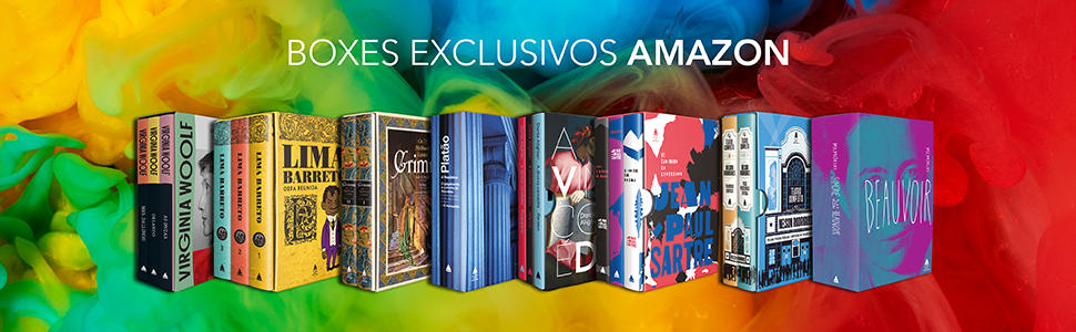 Boxes, exclusivos, Amazon
