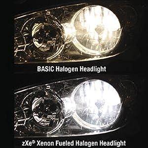 New Sylvania ZXE Fog Halogen 880 27W Two Bulbs Head Light