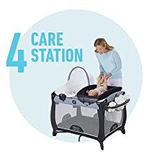 care station