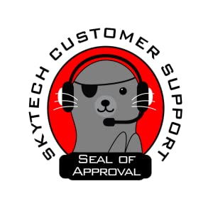Skytech Gmaing Customer Support Seal of Approval