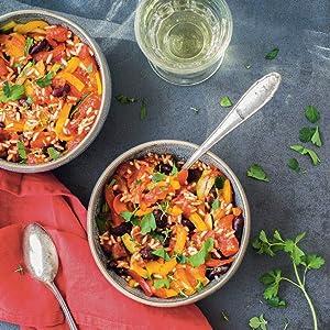 Veggie jambalaya