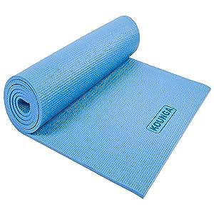 Kounga Yoga Mat ComfiPro 8 Esterilla, Unisex Adulto, Light ...