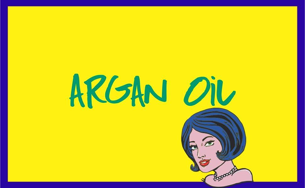 Linha Argan, Shampoo, máscara e óleo finalizador
