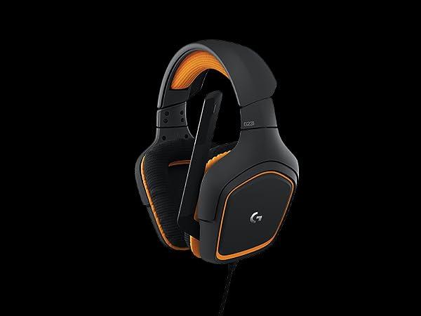 Auriculares con micrófono G231 Prodigy para gaming