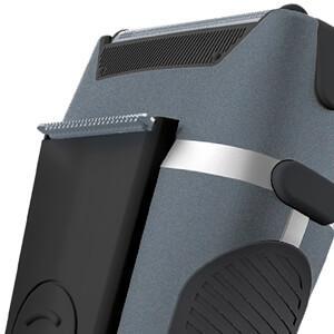 Maquinilla eléctrica de afeitar CARRERA N.º 421 con cortador de ...