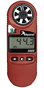 Kestrel 3000 Environmental meter