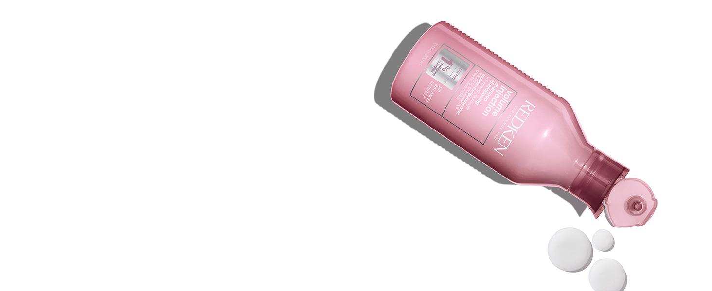 redken volume injection flat hair volumizing shampoo conditioner paul mitchell ramp;co amika