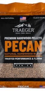 hardwood pellets pecan