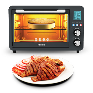 Oven toaster grill