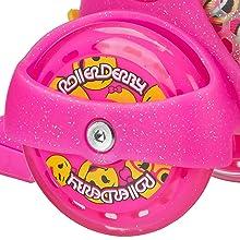 Funroll wheel