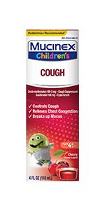 Mucinex Children's Cough Liquid