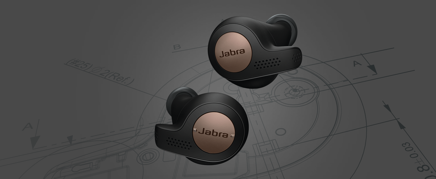 Jabra Elite Active 65t - True wireless earbuds - features