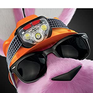 No power, no problem, keep the lights on with long-lasting power, Energizer Bunny