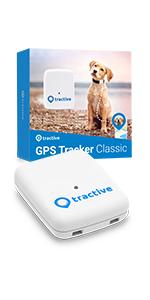 gps tracker for dogs localizzatore tractive per cani xl