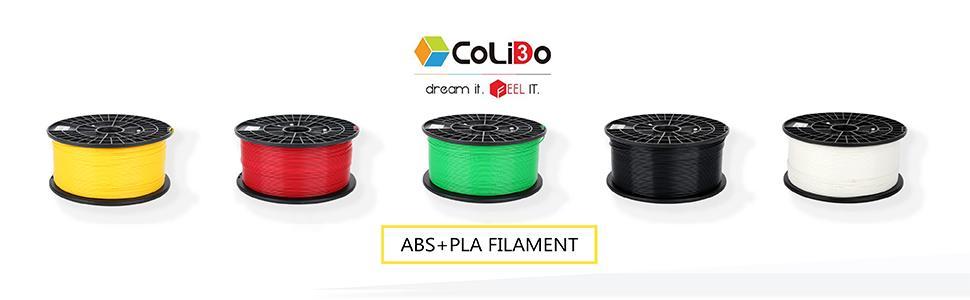 Amazon.com: Colido Impresora 3d filamento TPU 1,75 mm ...