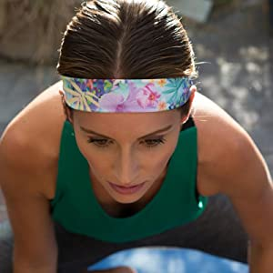 best headband, no slip, bondi band, bondiband