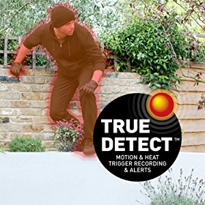 True Detect heat-sensing