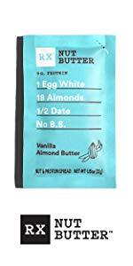 nut butter keto butter almond butter rx nut butter protein