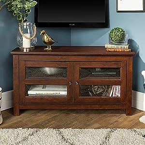 Corner Tv Stand Designs : Wooden corner tv stand ideas on foter