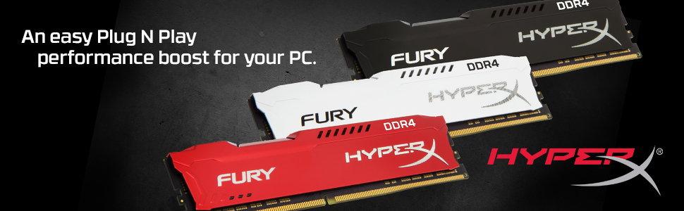 DDR4, DDR3, computer, memory, fury, hyperx, PC, performance, speed, upgrade, Mhz, fast, Mac, gaming