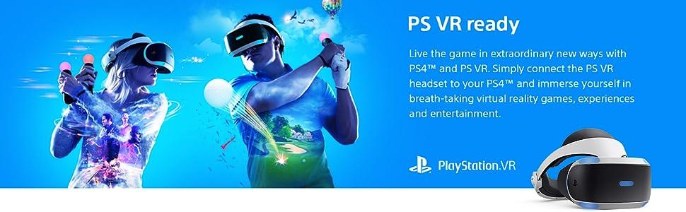 PlayStation 4 Console - 1TB Slim Edition