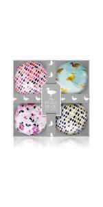 Baylis & Harding Fuzzy Duck Cotswold Floral Luxury Bath Fizzers Set
