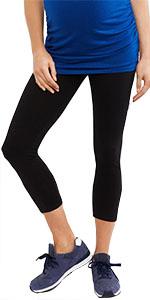 Crop Secret Fit Belly Leggings