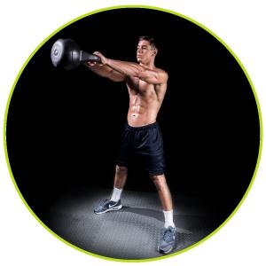 DVD adjustable training weight loss bodybuilding