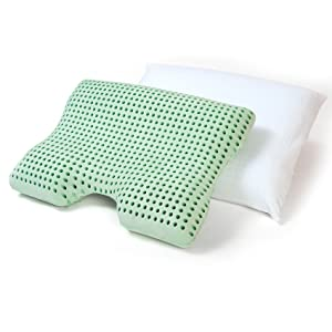 SleepJoy ViscoFresh Advanced Contour Memory Foam Pillow