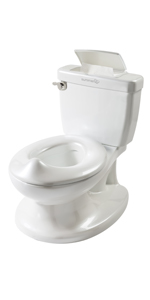My Size Potty, Toilet Lid Topper, Potty Topper, Baby Wipe Holder, Toilet Training