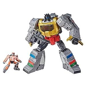 Transformers Studio Series 86-06 Leader The Transformers: The Movie Grimlock and Autobot Wheelie