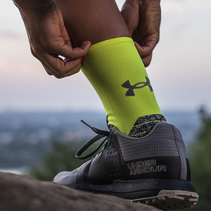trail run, trail running socks, marathon socks, marathon, race socks, ua mens socks, mens socks