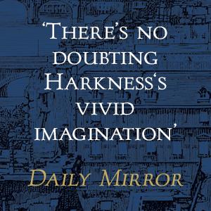 Deborah Harkness, Vampire, Witch, Fantasy, Romance, Historical Fiction