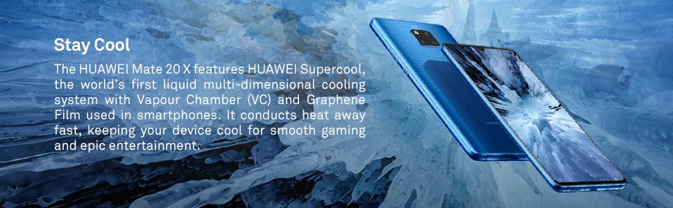 huawei supercool liquid multi-dimensional cooling system