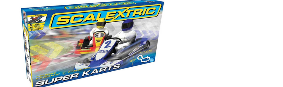 Race Go Karts at home!