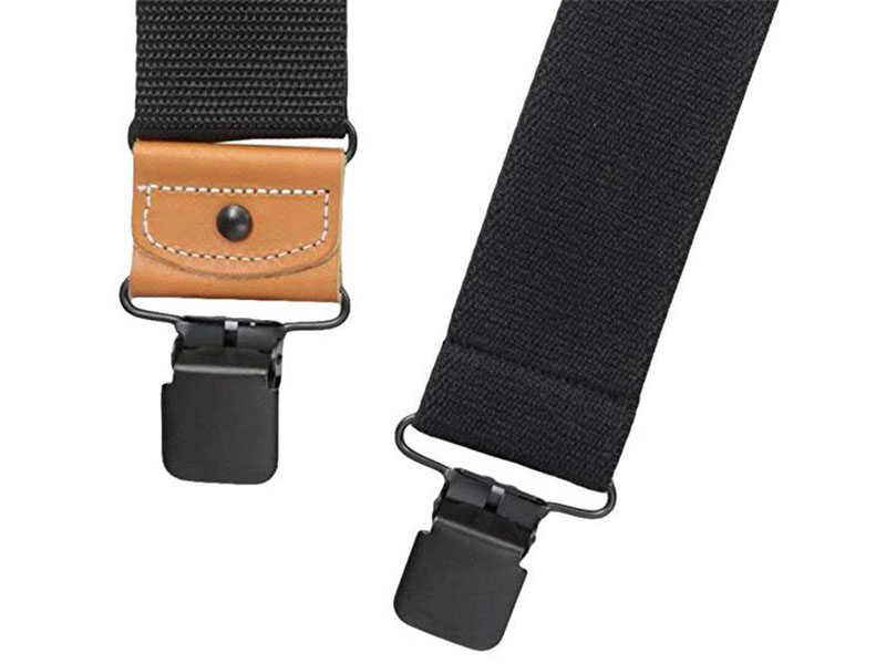 suspenders for men men's with clips black men's grey big and tall heavy duty