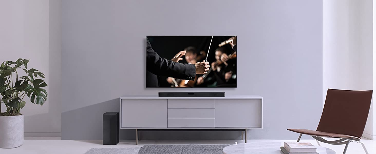 tv soundbar; sl4y