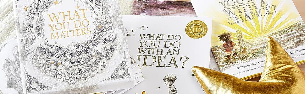 what you do matters, idea, problem, chance, compendium