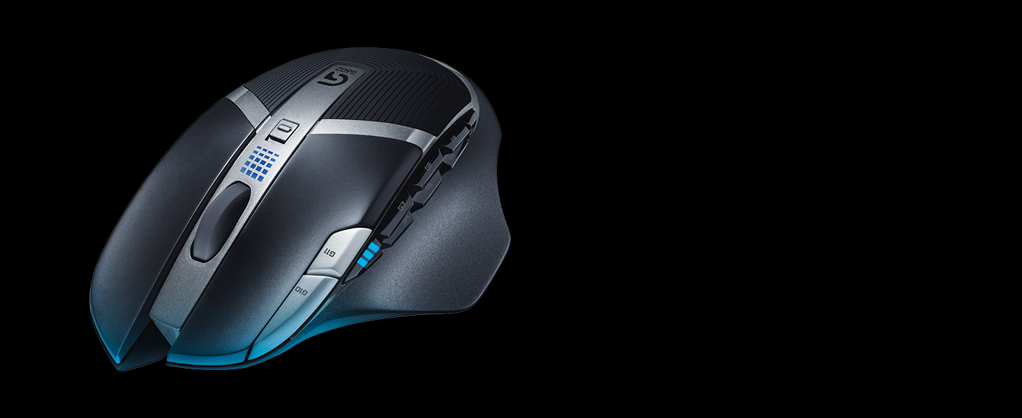 Amazon Com Logitech G602 Lag Free Wireless Gaming Mouse 11