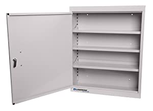 Amazon Com Lakeside Lnc 6d Narcotic Cabinet Double Door